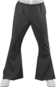 70er 80 para hombre pantalones de disfraz de impacto años colour ...