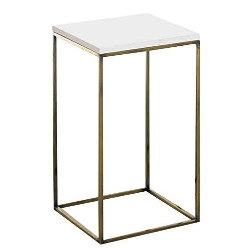 Amazon.com: Xiaoyan - Mesa auxiliar para salón, sofá, mesa ...