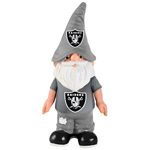 Oakland Nfl Raiders Gnome - NFL Oakland Raiders Real Shirt Gnome, Black