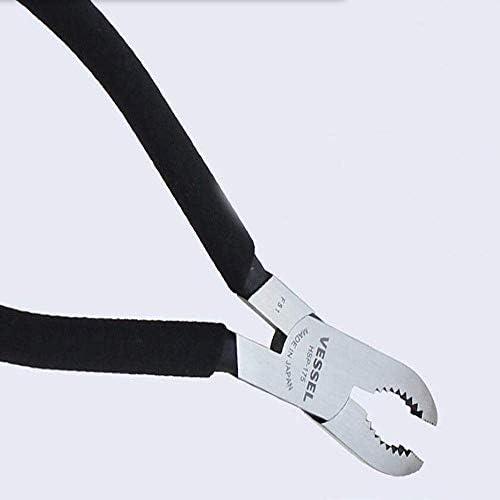 CHENBIN-BB 家の修理に適した、すなわち屋外産業メンテナンス7インチ多機能抽出ネジプライヤーセット(カラー:ブラック、サイズ:7インチ)