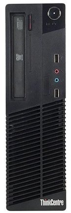 Lenovo IBM Thinkcentre M82 Business Premium Desktop PC Small Form Factor SFF, Intel Quad Core i7-3770 3.4Ghz CPU, 8GB DDR3 RAM, 500GB HDD, DVD, WIFI, Windows 10 Professional (Certified Refurbished)