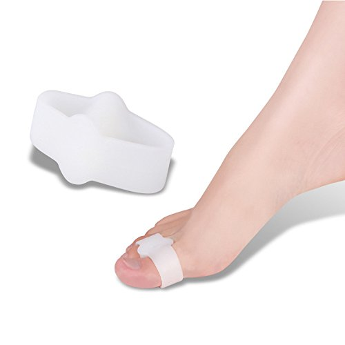 Yoga Shoes For Bunions: Kalevel Toe Separators Gel Toe Separators For Bunions