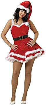 DISBACANAL Disfraz Mamá Noel Sexy - -, S: Amazon.es: Juguetes ...