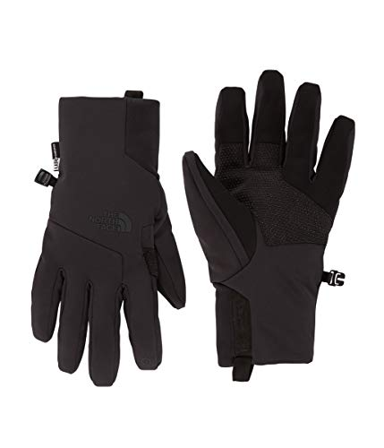 Touch Screen Large Overlay - The North Face Men's Apex + Etip Glove - TNF Black - L