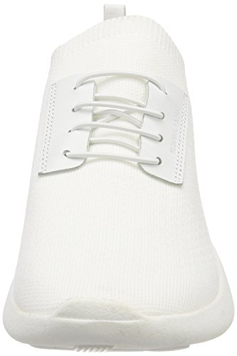Kendall White Women's and White 000 white Kkbrandy5 White Knit Trainers Kylie 4SpST