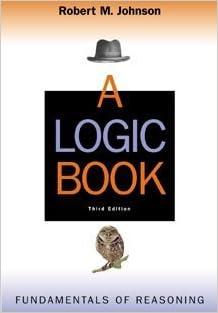A Logic Book: Fundamentals of Reasoning