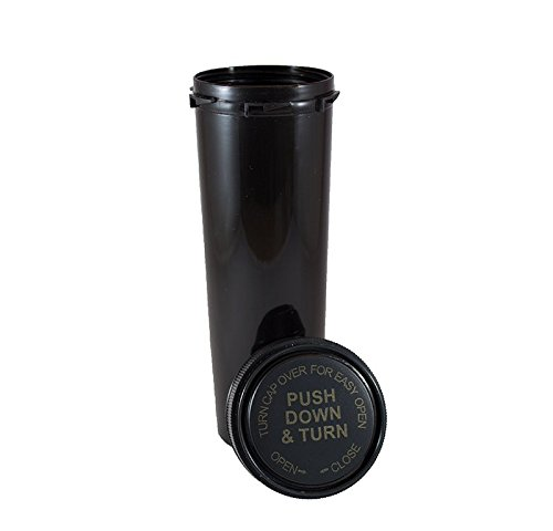 Reverse Cap Medical Bottles 60 Dram (Child Resistant or Screw Top) Great for Patients