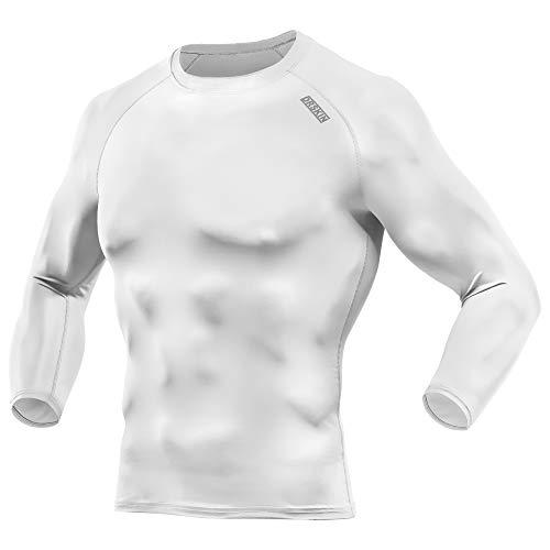 7cc52a5394cad DRSKIN Compression Cool Dry Sports Top Shirt Baselayer Running Leggings  Yoga Rashguard Men