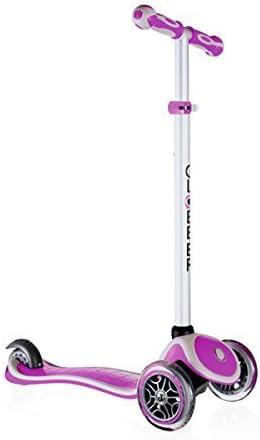Amazon.com: Globber 3 Rueda Scooter (Ciruela/Gris): Sports ...
