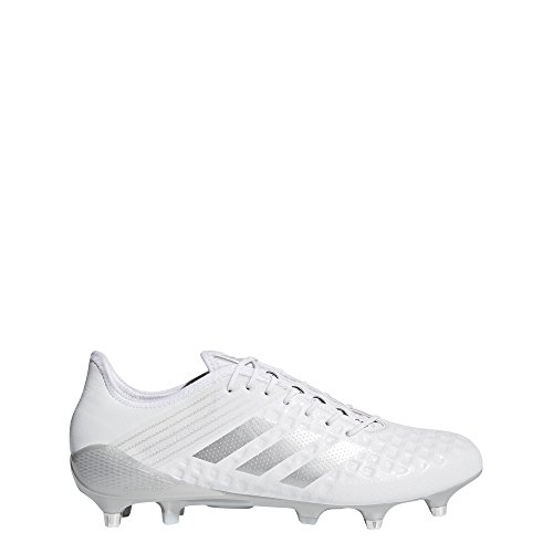 Adidas Mens Predator Controllo Malizia Sg Scarpe Da Football Americano Bianco (ftwbla / Plamet / Ftwbla 000)