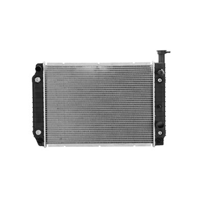 MAPM Premium Quality RADIATOR; V6; WITH ENGINE OIL COOLER; EXCEPT HD COOLING by Make Auto Parts Manufacturing