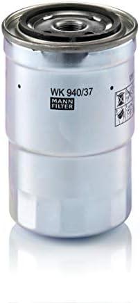 Original Mann Filter Kraftstofffilter Wk 940 37 X Kraftstofffilter Satz Mit Dichtung Dichtungssatz Für Pkw Auto