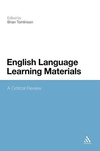 English Language Learning Materials: A Critical Review