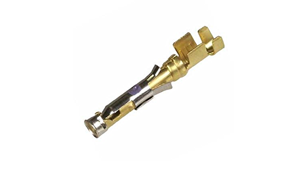 20 AWG Crimp Pack of 50 Contact Type III+ Series Pin 66332-8 66332-8 Multimate Gold Plated Contacts,