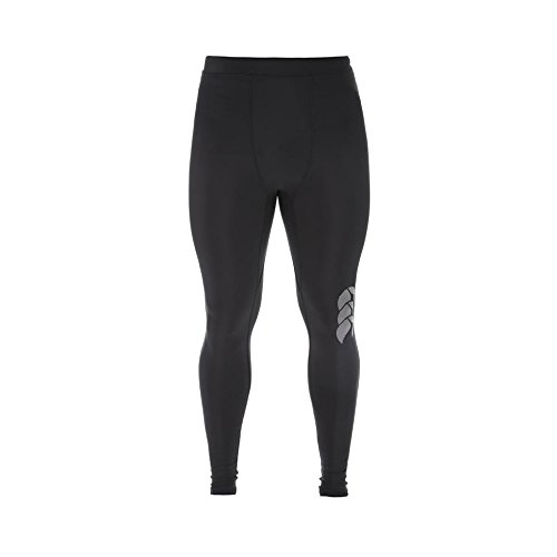 Canterbury Compression Leggings - Canterbury Mercury TCR Control Tights - X Large - Black