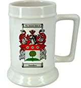 Sweetlove Family Crest Stein / Sweetlove Coat of Arms Stein