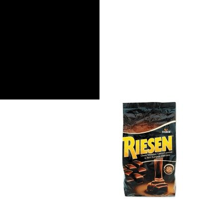 kitofx00019rsn398052-value-kit-riesen-chocolate-caramel-candies-rsn398052-and-office-snax-reclosable