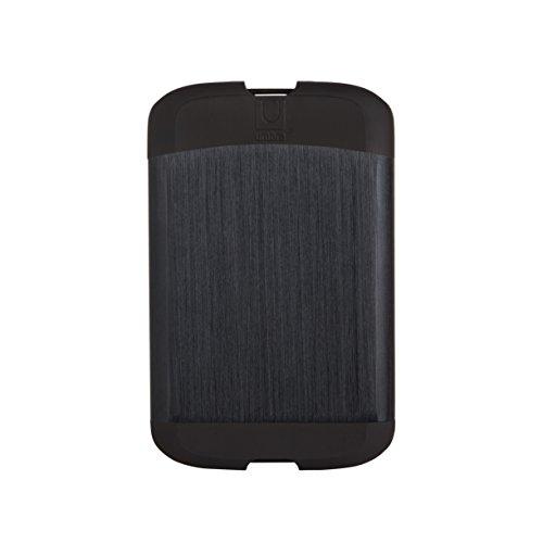 (Umbra Metallic Bungee Credit Card Case, Black)