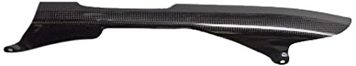 LighTech CARK9512 Polished Carbon Chain Guard