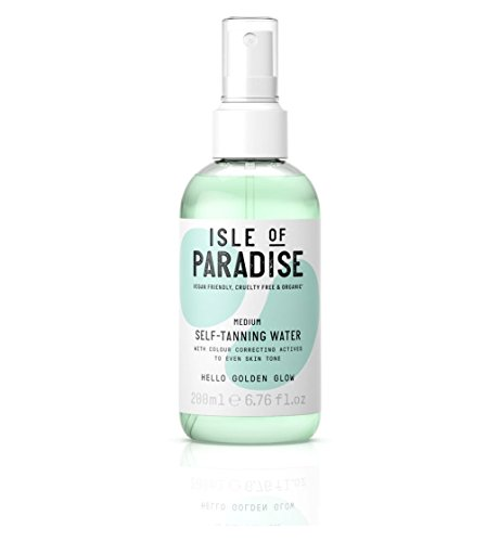 Self-Tanning Water Medium - Golden Glow by isle of paradise