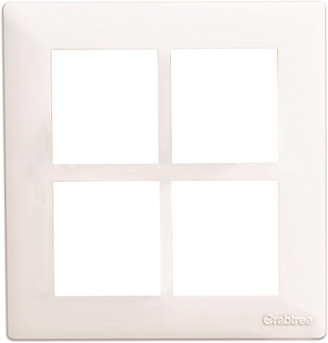 Havells Crabtree Athena 8M Cover Plate