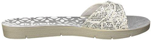 Mujer ME000011 White Zapatillas Blanco Inblu pRw0PnqnE
