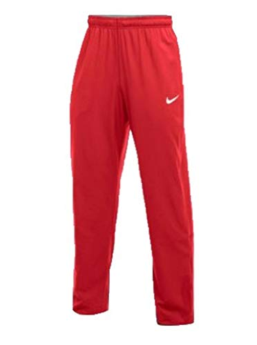 Nike Women's Dry Warmup Training Pants Red Size ()