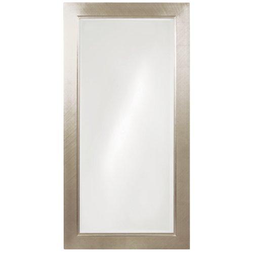 Howard Elliott Millennium Rectangular Mirror, Oversized Wall Mirror Accent Piece