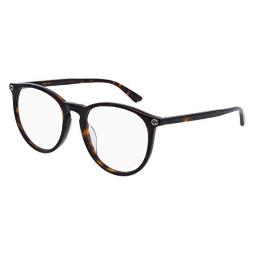 Eyeglasses Gucci GG 0027 OA- 002 002 AVANA / AVANA