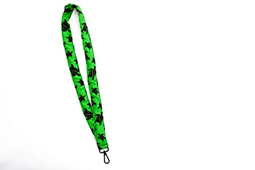 SneaKeyBag: Reusable All-in-One Bag Lanyard (Solid Color & Patten, 2 Pack) Hands-Free Multi-Use, Environment Friendly, Style, Heavy Duty, Light, Collapsable, Tote Shopping Sports (Go Pack) -