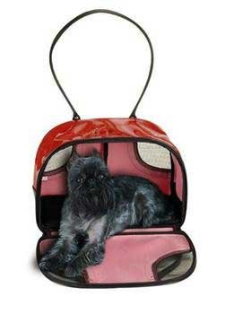 Pet Voyage (Votoy) Wilson Tote Small Red