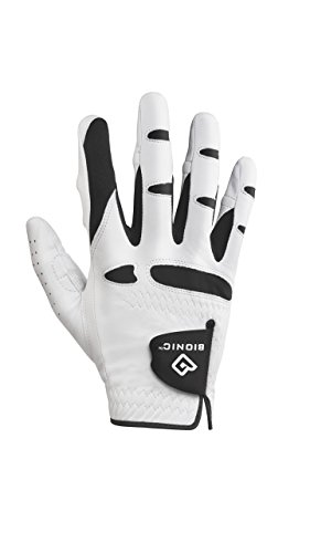 Bionic GGNMRM Men's StableGrip with Natural Fit Golf Glove, Right Hand, Medium