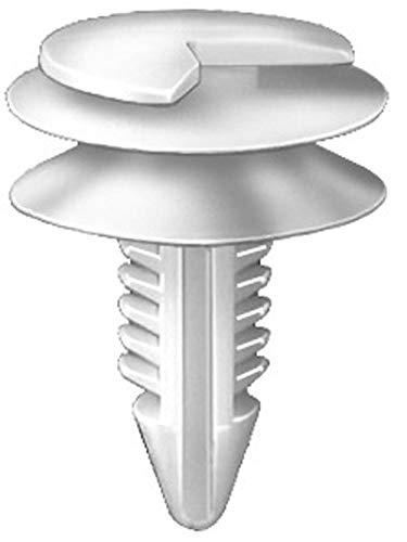 (Clipsandfasteners Inc 50 Door Trim Panel Fasteners For GM Camaro & Firebird)