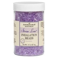Aromafloria Stress Less Inhalation Beads, 2.5 oz.