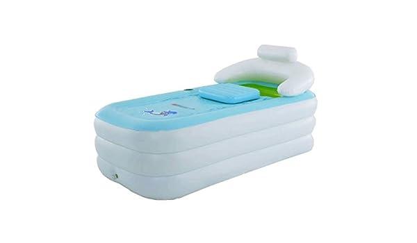 Plegable hinchable gruesa caliente adultos bañera, Spa bañera ...