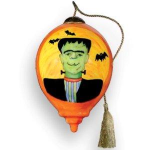 Ne' Qwa Art Frankenstein Halloween Ornament by Susan -