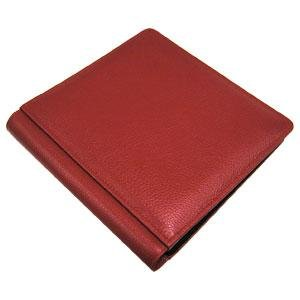 RODEO RED #102 leather 2-up album by Raika - 4x6 by Raika