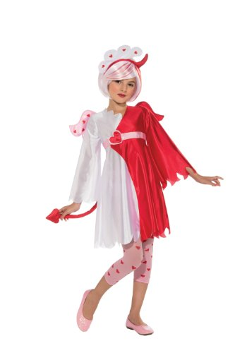 Naughty-N-Nice Devil and Angel Costume, Large (Naughty Devil Costume)