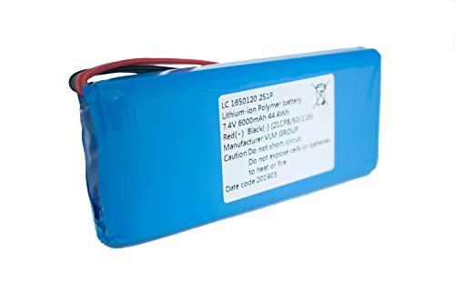 Battery Pack for Phantom 3 Remote Controllers (Phantom 3 Advanced PRO 4K 6000mAh)
