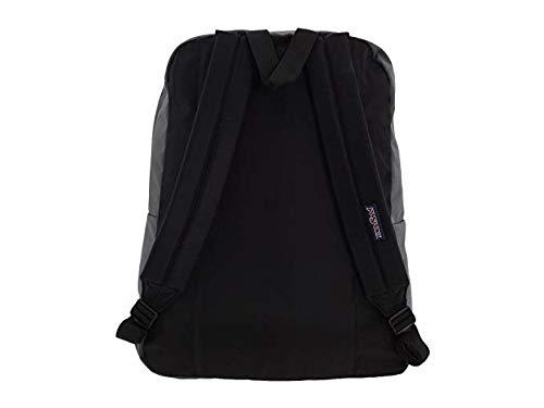 Jansport Backpack Superbreak Black 51353 (Forge Grey) (Gray Jansport Backpacks For Boys)