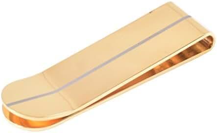 Argositment Money Clip Matte Credit Card Business Card Holder