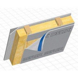 2,61 /€//m/² D/örken Dampfsperre Delta-Fol Reflex Plus 75 m/²