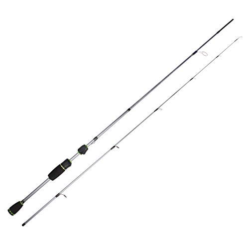 KastKing Calumus Ultra-Light Spinning Fishing Rods, Spinning-6ft 6in- Medium Light-2pcs