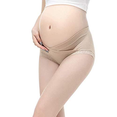Low Rise di maternit donne 4pcs Szqagwxa