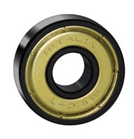 Ritalin Bearings Abec 7 ABEC 7 Gold Skateboard Bearings