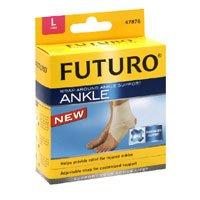 Futuro Wrap Around - Futuro Ankle Support - Wrap Around Large Size: LGE