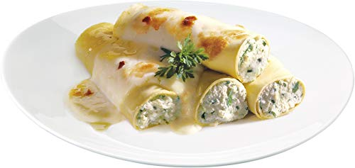 - CANNELLONI WITH RICOTTA AND SPINACH 6 pack