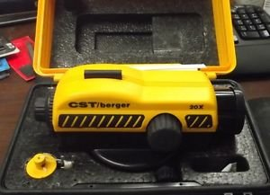 CST/Berger 55-SAL20NG 20X Automatic Level