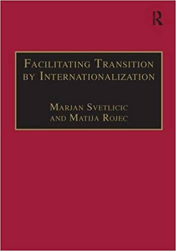 Book Facilitating Transition by Internationalization: Outward Direct Investment from Central European Economies in Transition (Transition and Development)