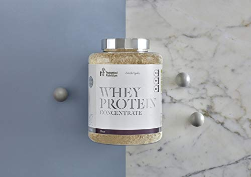 100 Proteina Whey 2kg Materia Prima Pura Marca Espana Sin Azucares Anadidos Potential Nutrition